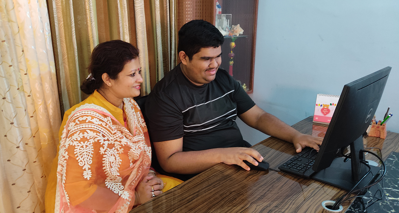 In pursuit of inclusion – Aditya's journey of success in overcoming trials and tribulations